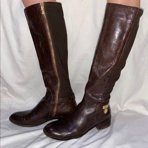Michael Kors ridding boots